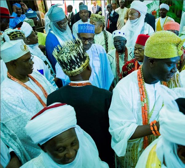 President-Buhari-Hosts-Traditional-Rulers2