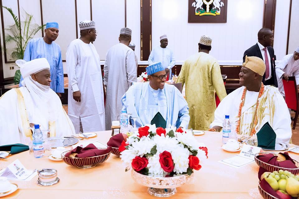 President-Buhari-hosts-traditional-rulers7